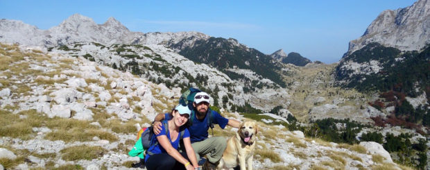 Prenj mountain - Prijevorac peak